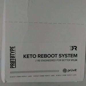 The new, upgraded Pruvit reboot kit